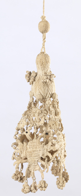 Tassel, 1962-51-10, late 16thearly 17th century